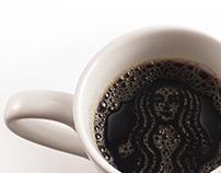 Starbucks Coffee Annual Report Cover