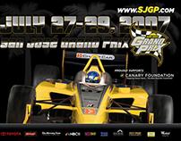 Promotional Materials | San Jose Grand Prix