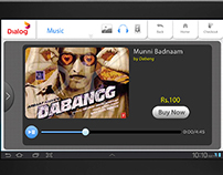 Dialog Tablet App