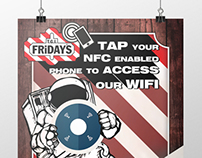 NFC Poster Design