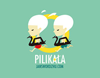 PILIKARA - A Personal Series of Illustration