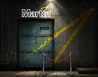 Rush By Martin