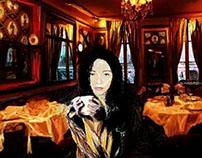 Cafe con Mihaela