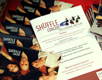 SHUFFLE Concert Identity