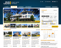 Sell it your self - Real Estate Portal for people.