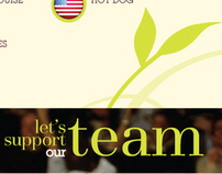 Let's Suport our team!