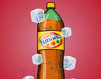 Ilustrações Facebook Tubaina Funada