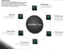 Autodesk Caps Tool