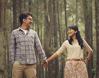 Iqbal & Dita Prewedding