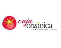 CAJA ORGÁNICA diseño gráfico/graphic design