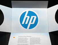 Invitation Series: HP Graphic Arts Experience Center