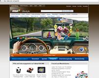Garmin MSN Microsite