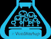 Startup Weekend Vancouver Disruptive Tech Logo