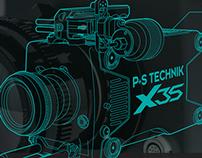 P+S Technik Rebranding