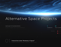 Space Projects - PART III