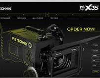 PS-X35 Microsite
