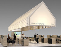 Romanian Wine Association Pavilion Competition Finalist