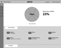 GEICO Usability and Information Architecture