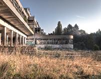 Sanatorium Joseph Lemaire - Tombeek -  Part 1
