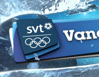 SVT Winter Olympics intro 2010