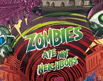 Zombies Ate My Neighbors.