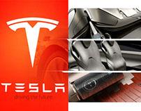 Tesla Interior Concept