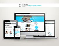 Hachette - le Portail d'infos digitales