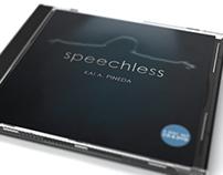 CD/DVD Cover Art & Jewel Case Insert - Speechless