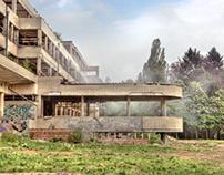 Sanatorium Joseph Lemaire - Tombeek -  Part 4