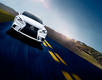 2014 Lexus IS Digital Banners [LGBT MKT]