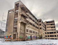 Sanatorium Joseph Lemaire - Tombeek -  Part 5