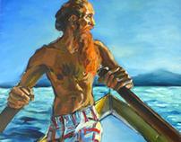 Man of the lake