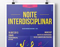 Noite Interdisciplinar - Energia 2013