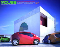 muse electric car