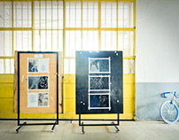 ARTS IN A PRINT FACTORY - EVENTS