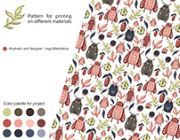 Pattern for printing