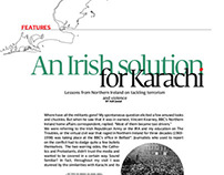 Publication Design- Tribune Magazine (Features Section)