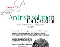 Publication Design- Tribune Magazine (Features Section)