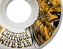 Daniel Kim for Charger Wheels