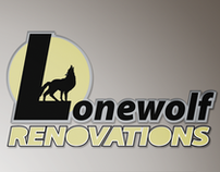 Lonewolf Renovations - Branding & Logo