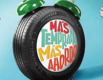 Tyreplus Campaña Madrugadores