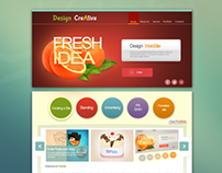 Design Creative Website