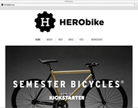 HERObike website