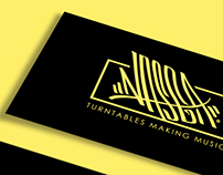 DJ Nasg Brand Design