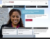 Intrafind Website
