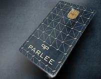 Parlee Branding