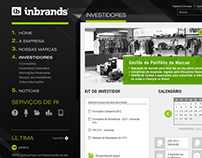 InBrands | Institutional and IR Website