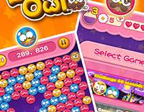 Bubble Owl ~`Game UI