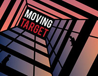 Moving Target Movie Posters