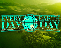 2013 Earth Day Postcard & Email